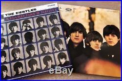 16 LP BOX SET The Beatles The Beatles STEREO EU VINYL