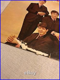 1963 Introducing The Beatles LP Record Album Vinyl Vee-Jay VJLP 1062 VG vinyl