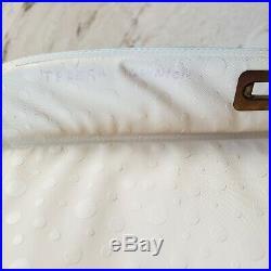 1964 The Beatles Lunch Box VINYL NEMS AIR FLITE Rare light blue CASE Very Scarce