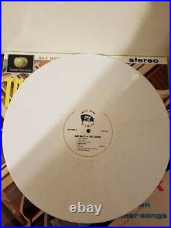 1969 The Beatles Get Back Album Vinyl! Trade Mark Of Quality, RARE