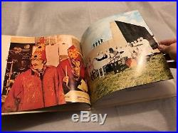1978 The Beatles Magical Mystery Tour LP Record YELLOW VINYL Parlaphone PCTC 255