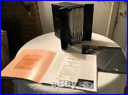 1982 THE BEATLES The Collection Vinyl Box Set Mobile Fidelity Sound Lab #16,649
