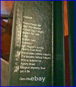 1982 THE BEATLES The Collection Vinyl Box Set Original Master Recordings #11779