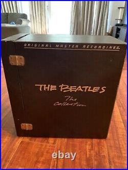 1982 THE BEATLES The Collection Vinyl Box Set Original Master Recordings #14571