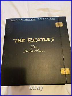 1982 THE BEATLES The Collection Vinyl Box Set Original Master Recordings #2325
