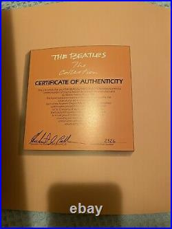 1982 THE BEATLES The Collection Vinyl Box Set Original Master Recordings #2526
