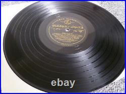 1st Press 1P/1L Dick James Beatles Please Please Me Gold UK LP PMC 1202 EJ Day