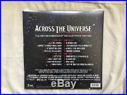 Across The Universe Cast RSD #1886 Color Vinyl 2LP The Beatles John Lennon U2
