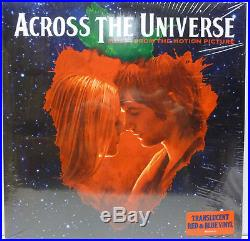 Across The Universe Colored Vinyl RSD Beatles Limited Numbered Soundtrack LP