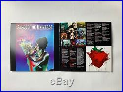 Across The Universe Soundtrack Vinyl LP RSD16 OOP Numbered #3009 Beatles