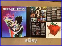 Across The Universe Soundtrack Vinyl LP Sealed New RSD 2016 OOP Numbered Beatles