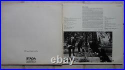BEATLES FOR SALE mit CUTISTAD German PROMO LP 1C072-04 200 Stada Werbeplatte rar
