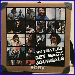 BEATLES / GET BACK JOURNALS 11LP COLOR VINYLS WithPOSTER FREE SHIPPING