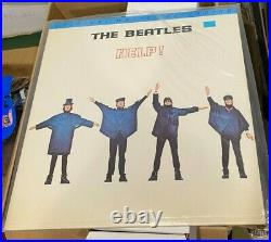 BEATLES Help! MFSL 1-105 Original Master Recording sound lab Vinyl lp sealed