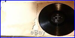 BEATLES Introducing The Beatles 1963 VeeJay VERY RARE VJLP 1062 Vinyl Record