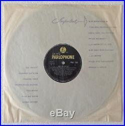 BEATLES WITH THE BEATLES 1963 UK MONO VINYL LP RECORD (2nd PRESSING 7N/7N)