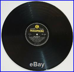 BEATLES WITH THE BEATLES RARE STEREO 1st UK VINYL EX+ STUNNING CLEAN COVER EX++