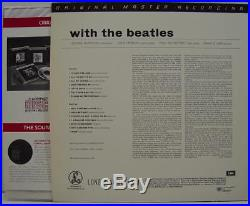 BEATLES With The Beatles MFSL 1-102 INSANELY RARE Original Audiophile VINYL LP
