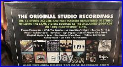 Beatles 14lp 180 gram Stereo Box set complete original Label Book / Sealed OG