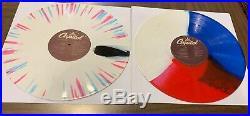 Beatles 1977 Rare Test Pressings Of The White Album Splash Colored Vinyl Capitol