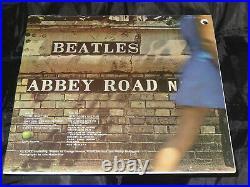 Beatles Abbey Road Sealed Vinyl Record Lp Version #2 Cover USA 1969 Promo Apple