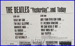 Beatles Butcher Cover-2nd State Mono-RIAA 3-Original Inner-Scranton-Vintage 1966