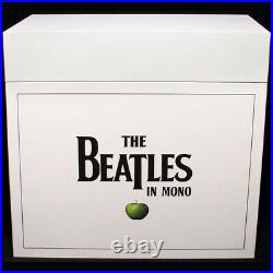 Beatles In Mono Vinyl 14 LP Box Set 2014 SEALED/NEWithNEVER PLAYED