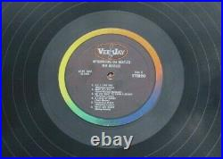 Beatles LP INTRODUCING THE BEATLES Version 1 STEREO AD BACK NM