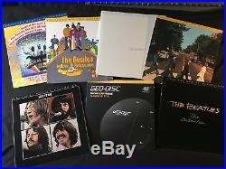 Beatles MFSL 13 LP Vinyl Collection includes With The Beatles! NM Very Cool
