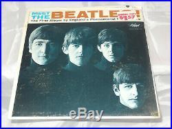Beatles Meet The Beatles Sealed Vinyl Record LP Album USA 1964 Mono RIAA 9