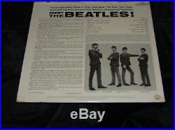 Beatles Meet The Beatles Sealed Vinyl Record Lp Album USA 1966 Mono Riaa 6