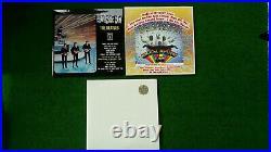 Beatles Sammlung. Vinyl LP's