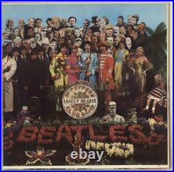 Beatles Sgt. Pepper's Lonely Hearts Club Band 1st vinyl LP album record USA
