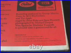 Beatles Sgt. Pepper's Sealed Vinyl Record Lp USA 1967 Orig Capitol No Maclen
