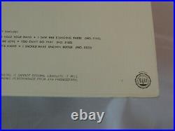 Beatles Something New Sealed Vinyl Record LP USA 1964 Orig T 2108 RIAA 3 Mono