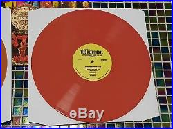 Beatles The Alternative Sgt Pepper Album Coloured Vinyl 4LP Jimi Hendrix Rare