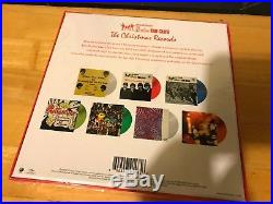 Beatles The Christmas Records 7 Colored vinyl Box The Beatles