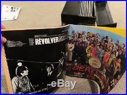 Beatles The Collection 14 Vinyl Lp Audiophile Box Set Mfsl Numbered N Mint Vinyl