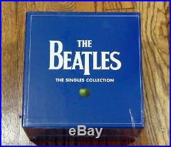 Beatles The Singles Collection Vinyl Box Set of 23 x 7 New Sealed 2019 180 gr