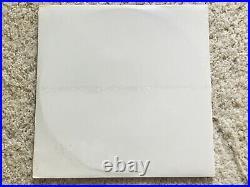 Beatles WHITE ALBUM Limited Ed. WHITE VINYL Still SEALED with STICKER SEBX-11841