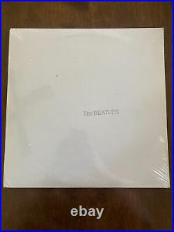 Beatles White Album FACTORY SEALED Unknown Late 70s Pressing SWBO 101 Stereo