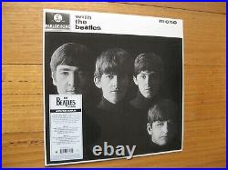 Beatles With The Beatles Lp 2014 Mono Analogue Vinyl Lp New & Sealed -oop