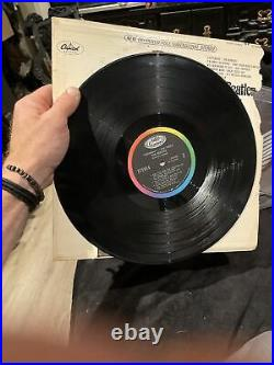 Beatles Yesterday and Today 2nd State Butcher Cover in Stereo