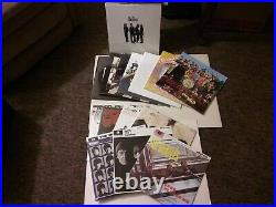 Beautiful Beatles Stereo 2012 Vinyl Box Set ALL LPs, Book Sealed FREE SHIPPING