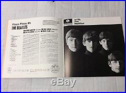 Boxed Case of The BEATLES Collection Original Audiophile Master Vinyl Records