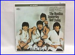 Butcher Cover Yesterday and Today ST-2553 vinyl LP The Beatles + FREE SHIPPING