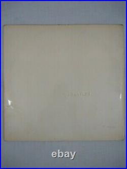 COMPLETE Beatles White Album MONO VINYL LP No EMI 1/1/1/1 UK Lp No. 0023332