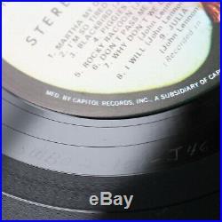 Compressed A28 B29 Original 1968 The Beatles White Album Vinyl Lp Megarare