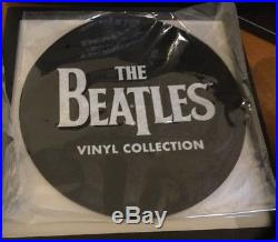 Deagostini The Beatles Vinyl Collection Complete Set With All Gifts & Boxes