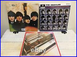 Deagostini The Beatles Vinyl Collection Issues 1 to 11